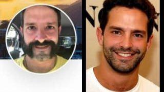 Iran Malfitano, ex-galã da Globo vira motorista de aplicativo