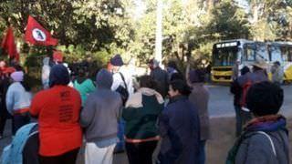 Motorista atropela manifestantes e mata idoso integrante do MST em SP