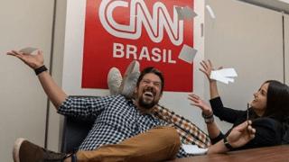 Ex-jornalistas da Globo comandarão programas diários na CNN Brasil