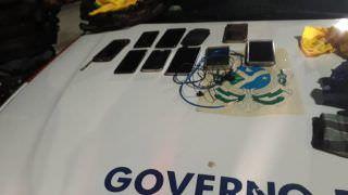 Polícia apreende 'novinhos' suspeitos de assalto a ônibus em Manaus