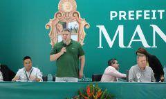 'Em 2020, vou defender o que nós acreditamos ser melhor para Manaus', diz Bisneto