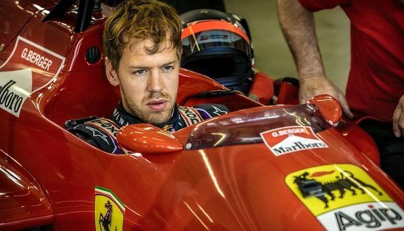 Vettel lidera dobradinha da Ferrari no primeiro treino livre do GP da Bélgica