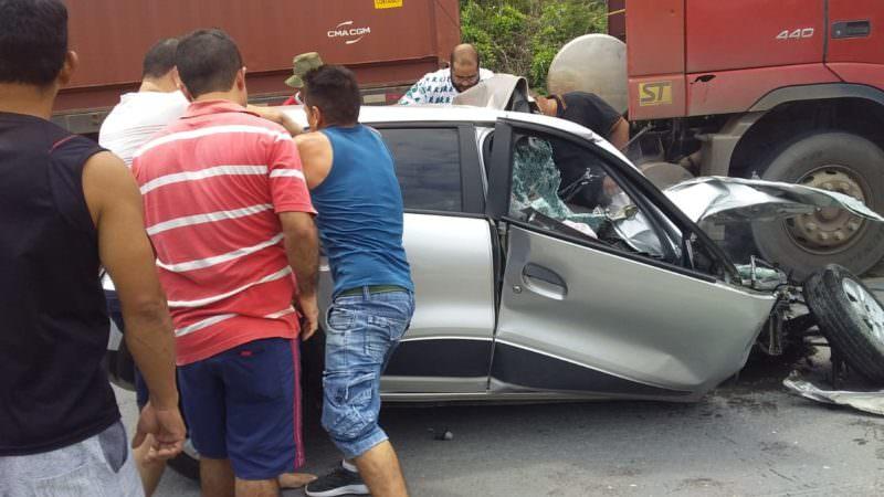 Vítimas de acidentes de trânsito são homenageadas em encerramento de semana de conscientização