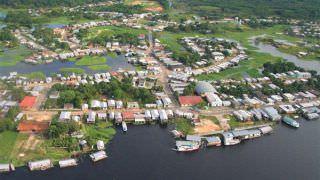 Detentos escapam de prisão em Caapiranga e polícia envia reforços