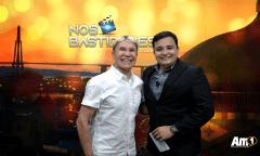 Programa Nos Bastidores, com Gabriel Ricardo