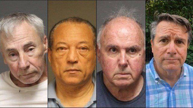 Mulher de 85 anos e cinco idosos são presos por sexo grupal em parque