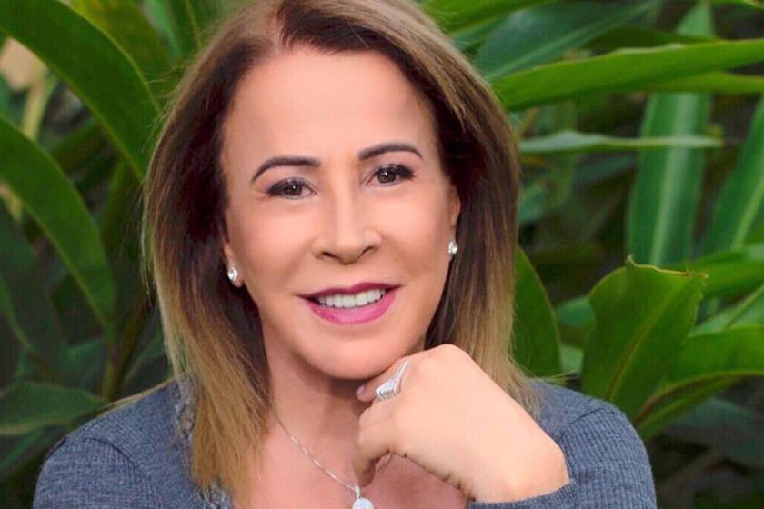 "Zilu Camargo alfineta Graciele Lacerda na web: ""Amante, jamais"""