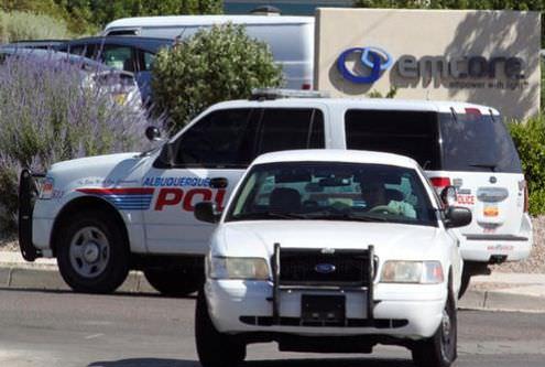 Três pessoas são mortas a tiros em Albuquerque, nos EUA