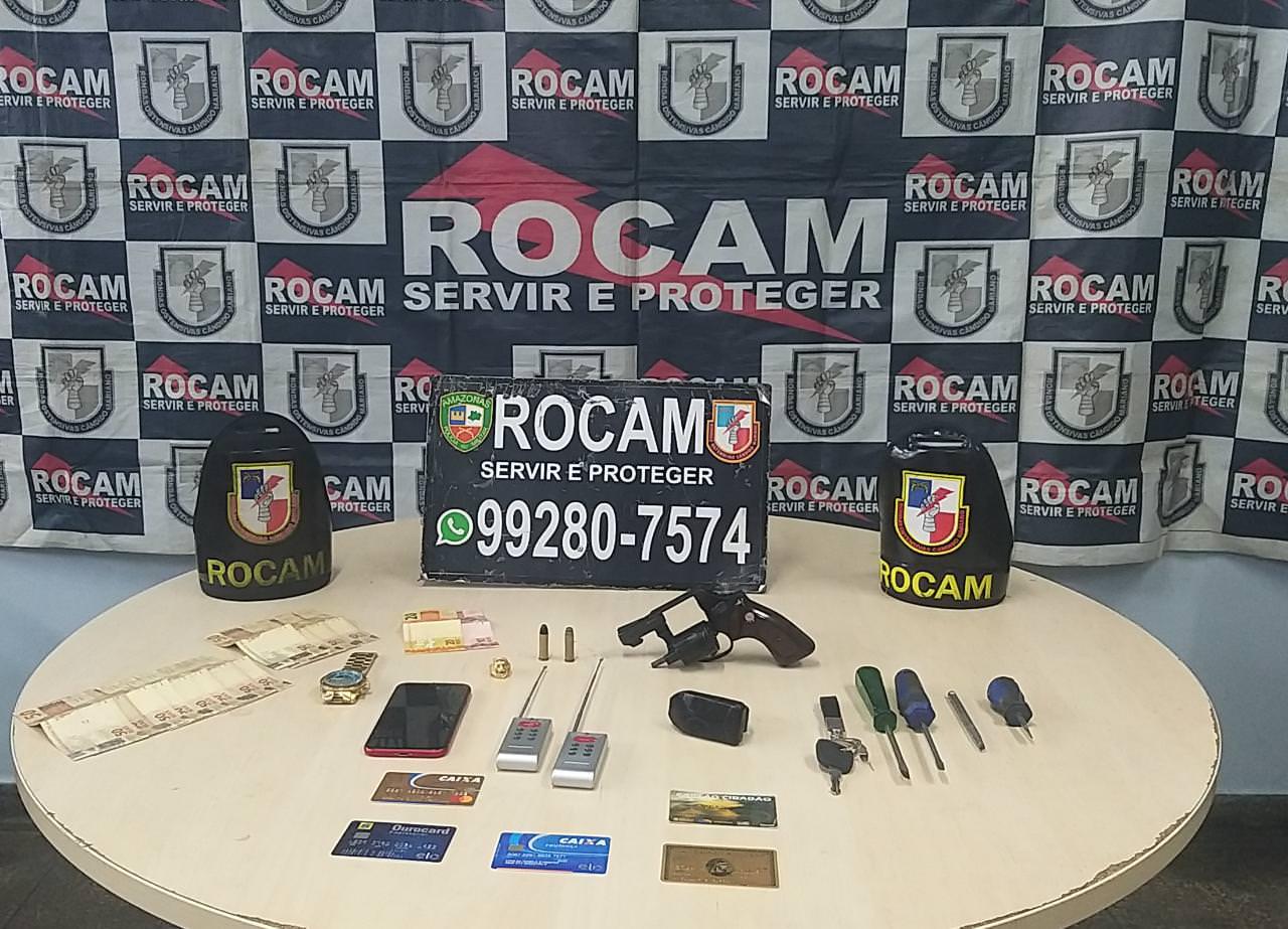 Homem que furtava carros é preso com cartões das vítimas