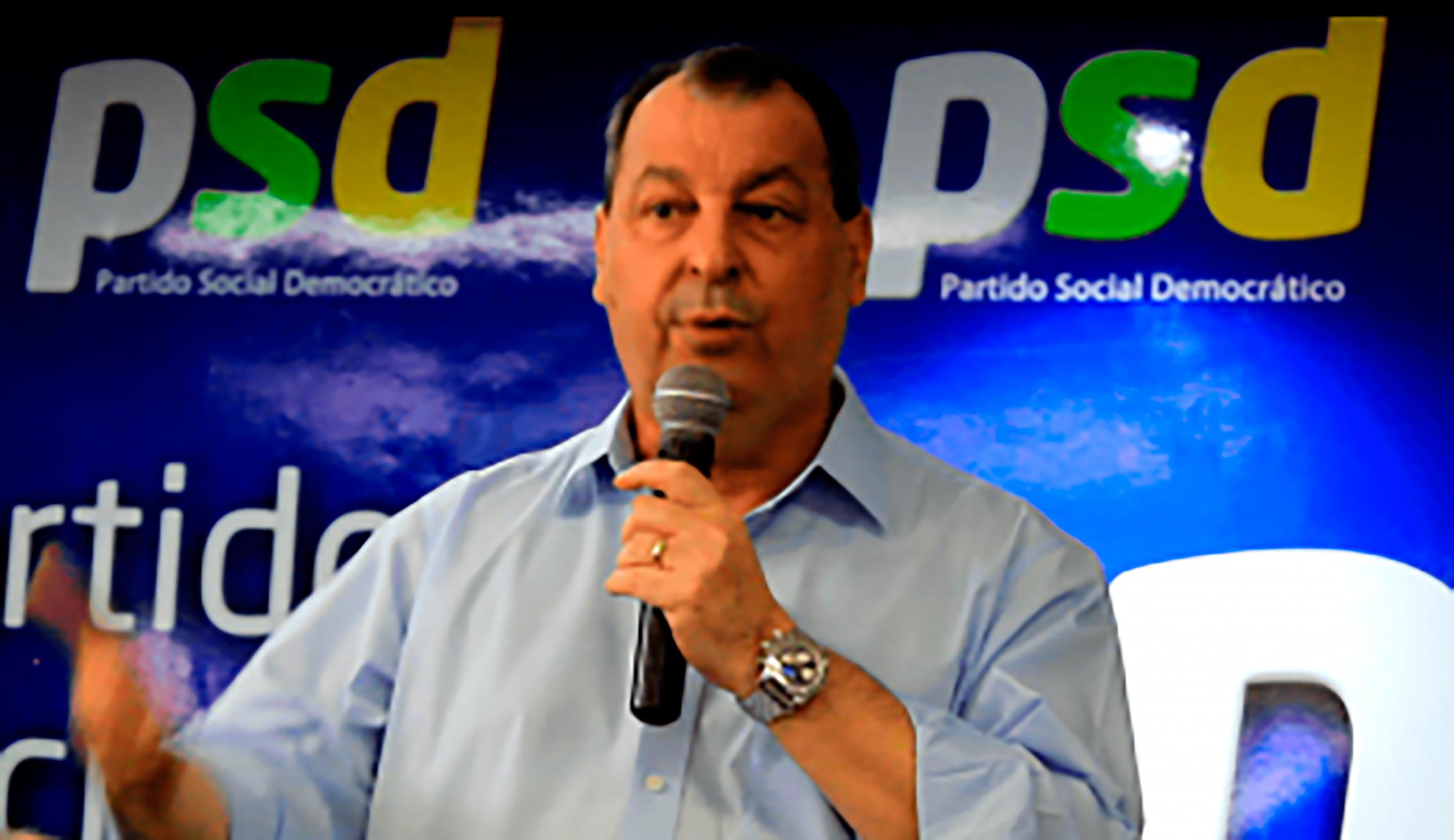 Omar Aziz abafa rumores e nega apoio a Alberto Neto para a Prefeitura