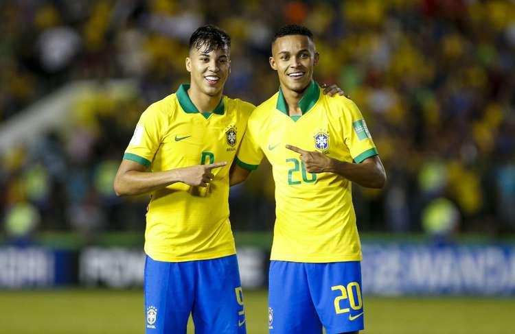 Seleção sub-17 vence México e se torna tetracampeão