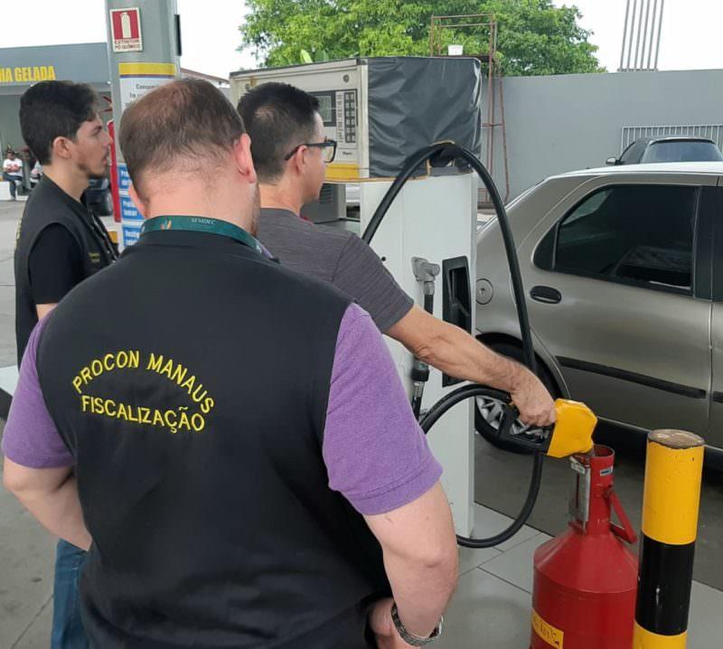 'Empresários também querem redução', diz representante dos postos de gasolina em Manaus