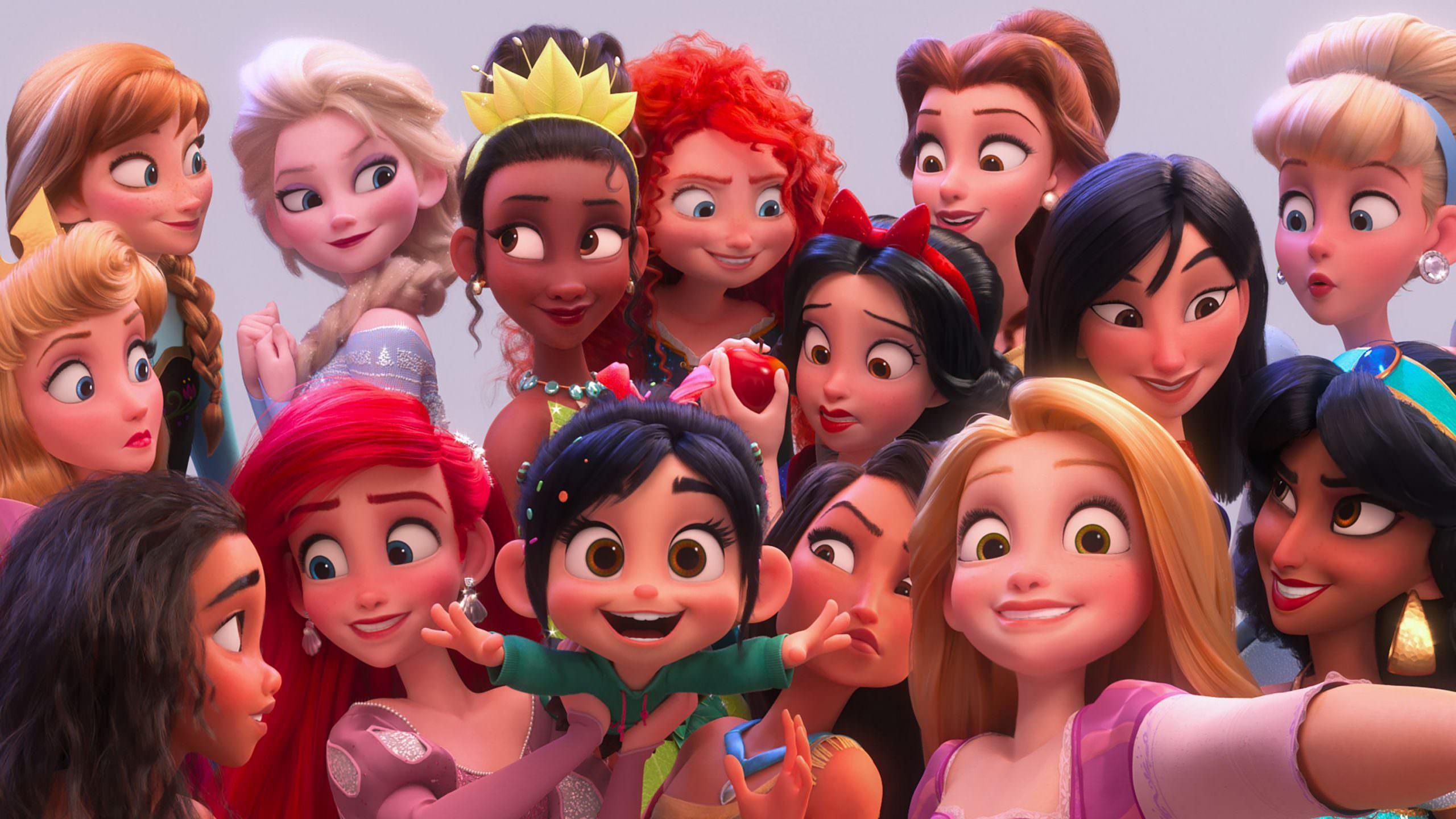Disney lança filmes sobre princesas feitos em língua de sinais