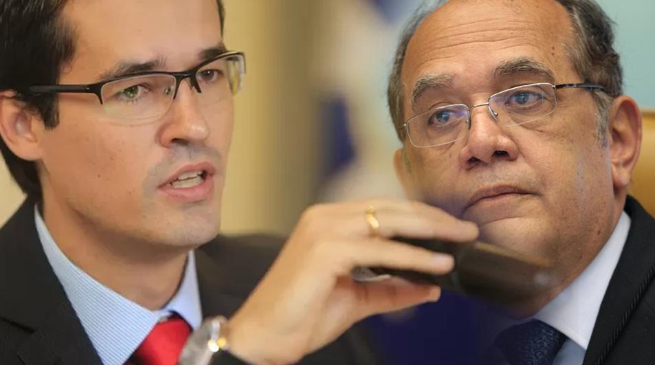 Dallagnol move ação por danos morais contra o ministro Gilmar Mendes
