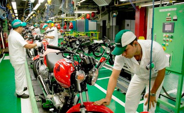 Honda suspende produção em Manaus por pandemia e falta de insumos