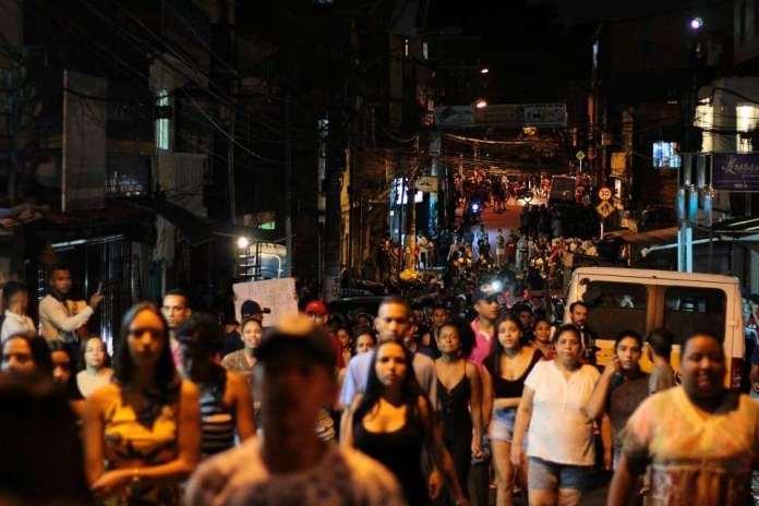 Líderes de comunidades de Paraisópolis se reúnem e mandam demandas ao governo