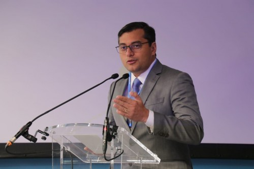 Governador participa da COP-25 e apresenta política ambiental do Estado