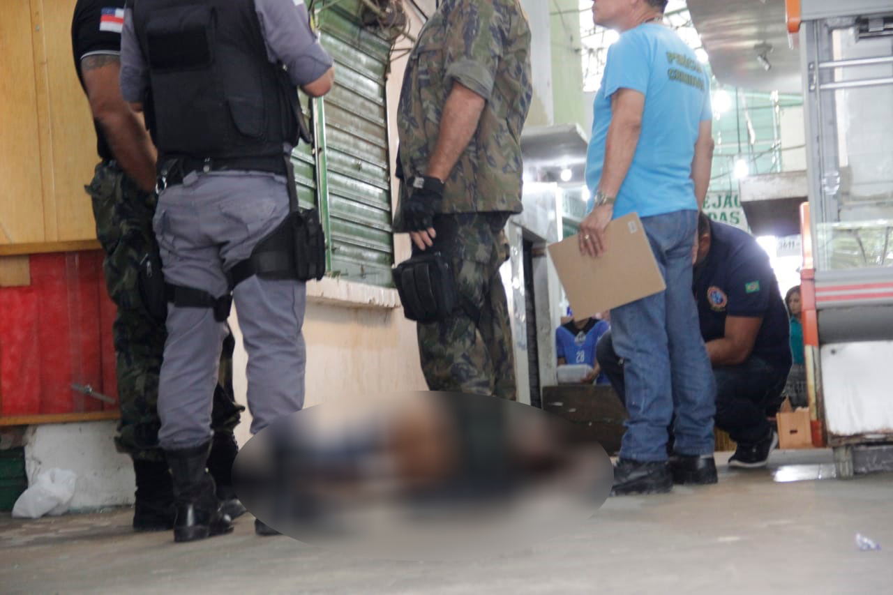 Sargento da Polícia Militar é morto a tiros por trio em Manaus
