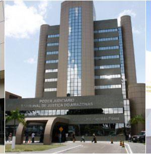 Ministério Público, Tribunal de Justiça e Aleam suspendem atividades em Manaus