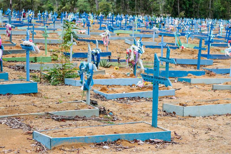 Amazonas tem mais 78 mortes por covid-19 e 580 novos casos confirmados