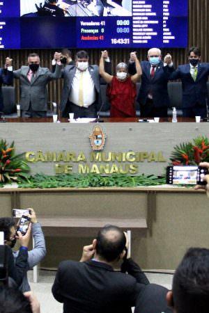 Davi Reis é eleito por aclamação como novo presidente da CMM