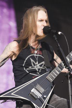 Alexi Laiho, guitarrista da banda de metal Children of Bodom, morre aos 41 anos