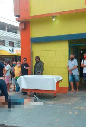 Homem que matou feirante a tiros por cobrar dívida é preso na capital