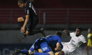 Paulistão: Corinthians empata com Bragantino e chega ao sexto jogo sem vencer
