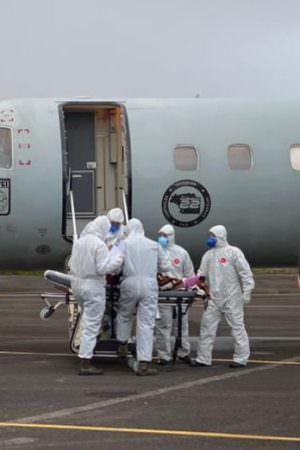 Mais de 50 pacientes transferidos para outros estados retornaram sem vida para o AM