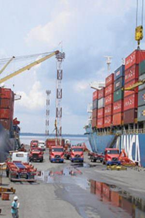 Indústria brasileira enfrenta entraves no transporte marítimo