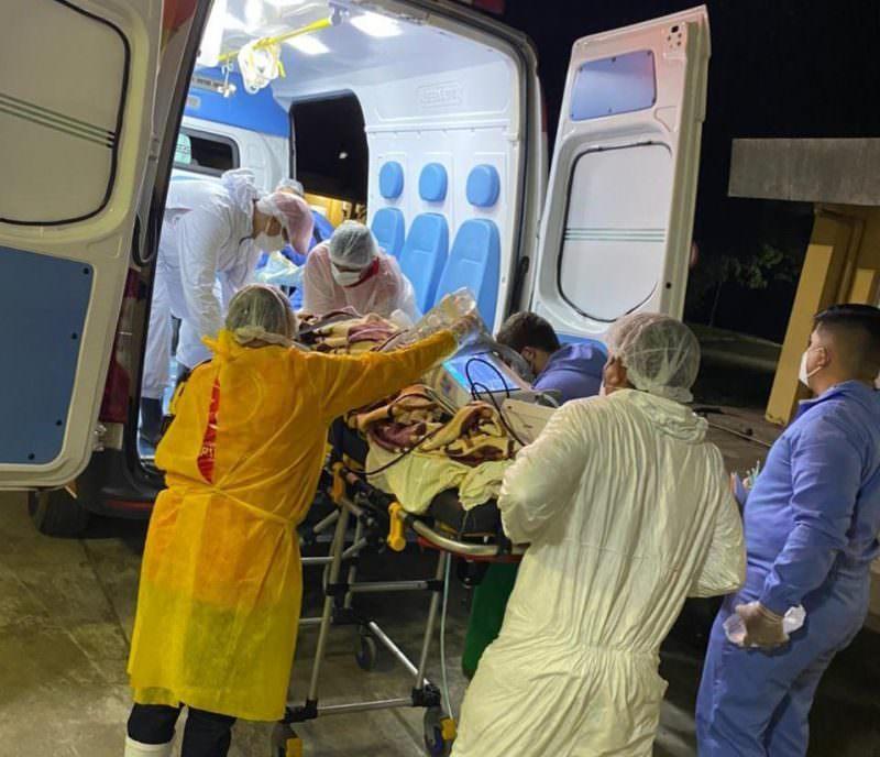 Pacientes de Itacoatiara devem ser transferidos em 24h para UTIs em Manaus