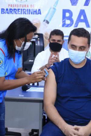 Covid-19: Barreirinha deve explicar vacinação acima da meta de profissionais da saúde