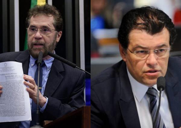 Plínio e Braga destacam crise do oxigênio para condenar suspensão de obras da BR-319