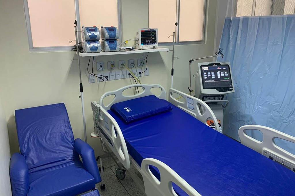 Hospital do Paraná empresta equipamentos de zoológico para enfrentar covid-19
