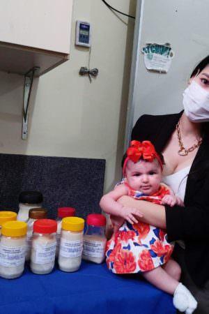 Maternidade de Manaus está com baixo estoque de leite materno; saiba como doar