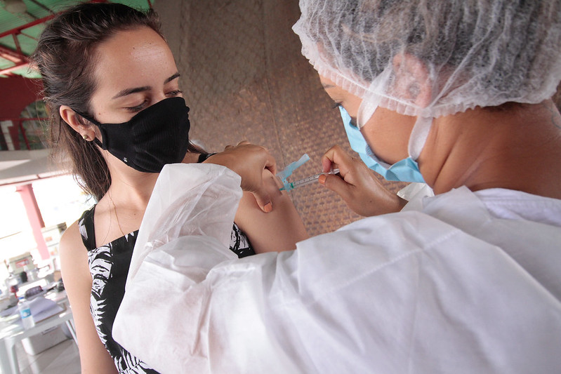Manaus garante participação em consórcio para aquisição de vacinas