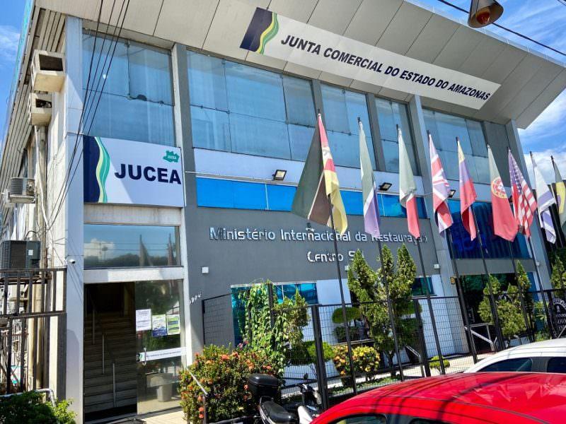 Número de empresas no Amazonas cresceu 2,9% durante o mês de fevereiro