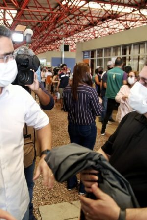 Sérgio Fontes assume execução de plano de vacinação em Manaus