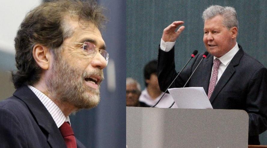 Suposta briga indica que Plínio ou Arthur será o candidato do PSDB ao governo
