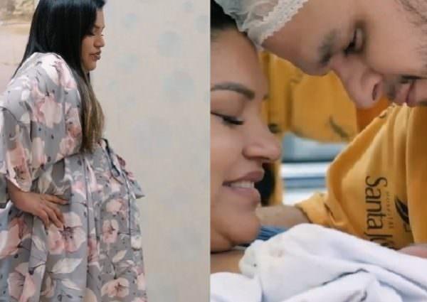 Joana Darc dá à luz Joaquim nessa quarta-feira