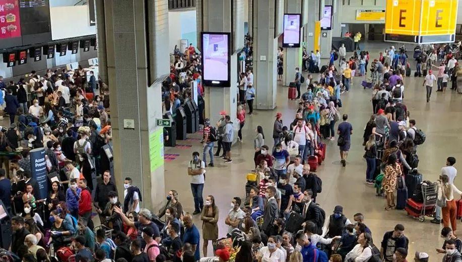Covid-19: Brasil está entre os três países com mais barreiras de entrada no exterior