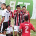 São Paulo goleia Inter de Limeira na primeira vitória com Crespo