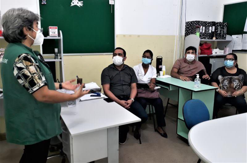 Profissionais da saúde são capacitados para oferta da PrEP na rede municipal