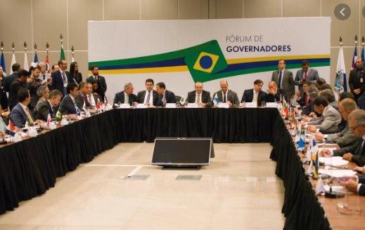 Governadores articulam adotar ações restritivas em conjunto contra covid-19