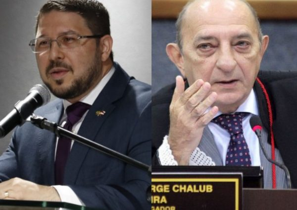 STJ não vê 'usurpação de competência' e nega reclamação de Carlos Almeida contra Chalub