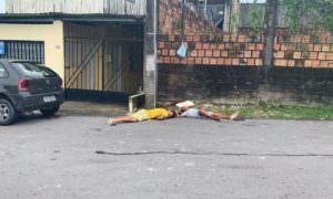 Soldados do tráfico executam pai e filho no Cidade de Deus
