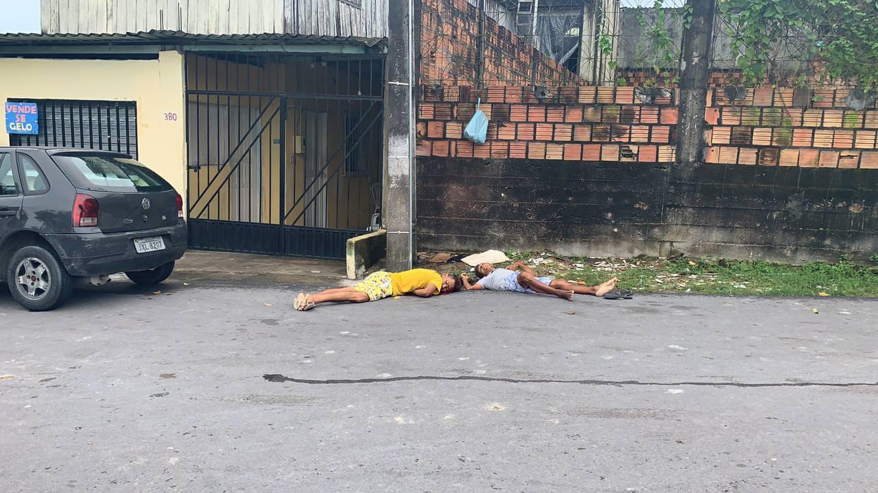 Soldados do tráfico executam pai e filho no bairro Cidade de Deus