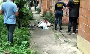 Jovem é executado com dez tiros no Morro da Liberdade