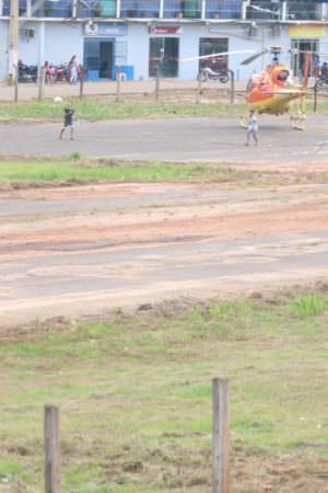 Moradores de Pauini denunciam situação de pista do aeródromo da cidade