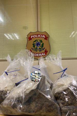 Em menos de 24h, seis jovens são presos com drogas no Aeroporto de Manaus
